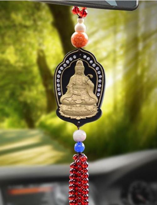 Dây treo Phật Quan Âm