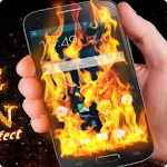 Fire Screen Prank 1.2 Apk