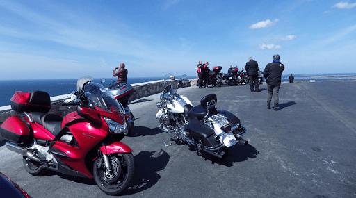 voyage moto Irlande