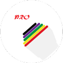 ColorfulZooper Pro icon
