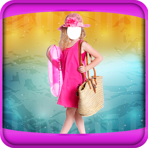 Kids Costumes Photo Editor