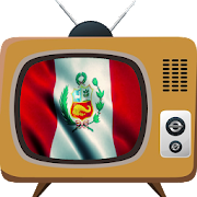 TV Peru - Satellite Set