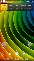Screenshot of Icon Pack - Nexus Circle