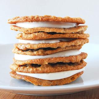 Homemade Oatmeal Creme Pie