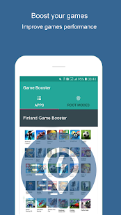 App Finland Game Booster - Boost Mobile Phone APK for Windows Phone