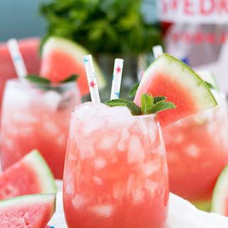 Vodka Watermelon Cooler.