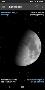 Lunescope Moon Viewer 10.0.1 (Paid)