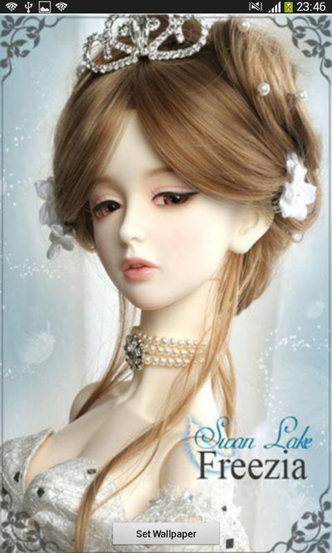 Princess Blythe Wallpaper Screenshot