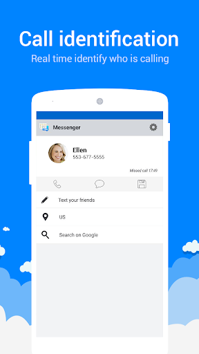 Messenger for SMS  screenshots 3