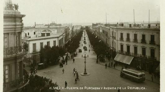 La proclamación de la II República en Almería