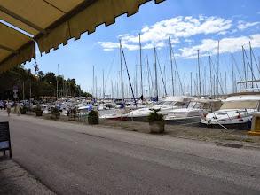 Photo: Der Hafen von GRIGNANO