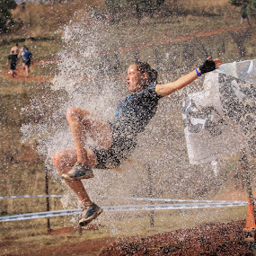 Warriors Obstacle Race by Dirk Luus - Sports & Fitness Other Sports ( fitness, obstacle, warriors, sport, race,  )