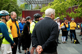 Photo: Bike to Work 12: Assembled for Speeches