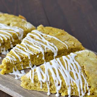 Gluten Free Sweet Potato Scones