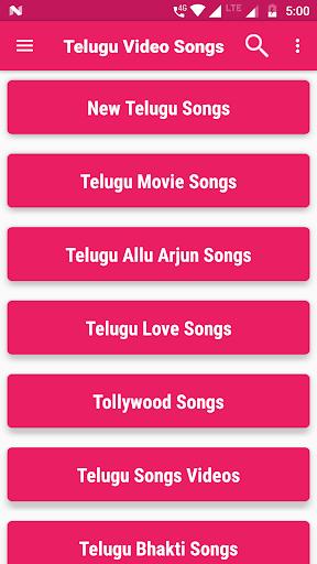 Download Telugu Hit Songs - Telugu New Movies Video Song Google Play