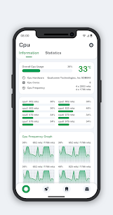 System Monitor – Cpu, Ram Booster, Battery Saver v8.4.0 [Paid] 1