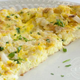 Spicy Cauliflower & Eggs
