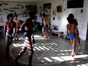 Photo: counterculture group, cuba. Tracey Eaton photo.