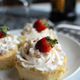 Kahlua Tres Leches Cake.