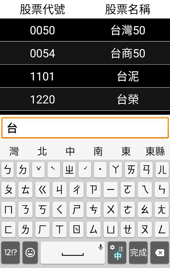 臺灣股票免費看盤軟體-行動股市 - Google Play Android 應用程式
