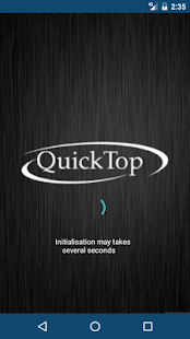 quicktop - náhled