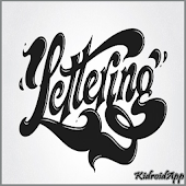 Hand Lettering 3D