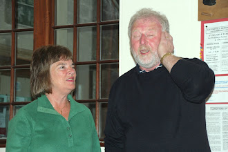 Photo: Ingrid and Barrie