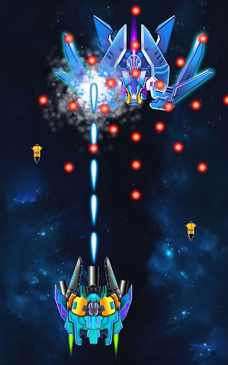 Galaxy Attacku00a0: Alien Shooter  captures d'u00e9cran 6