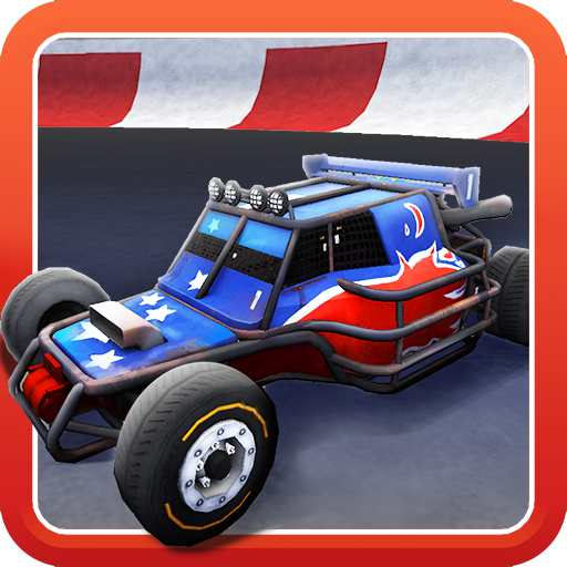 3D特技极端赛车方程式 賽車遊戲 App LOGO-硬是要APP