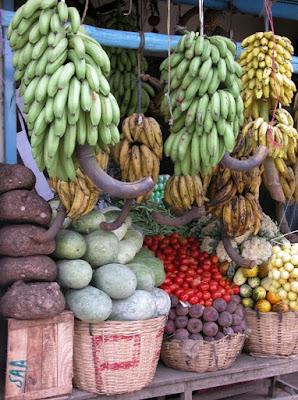 Frutta e verdura di mogavero