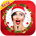Merry Christmas Photos Frames icon