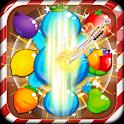 Ninja Match Fruit Paradise icon