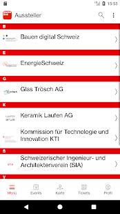 Swissbau - náhled