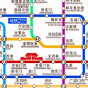 Beijing Subway Map icon