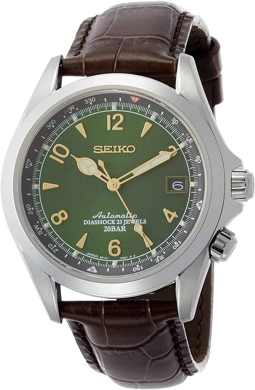 Seiko Mens Alpinist SARB017