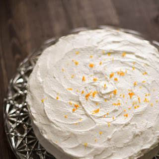 Gluten-Free Lemon Cake with Lemon Frosting.