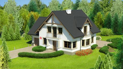 projekt Dom przy Przyjaznej 12