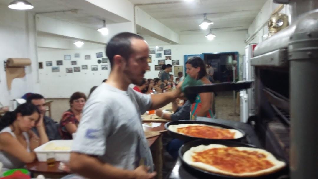 29/1- Viernes de Pizzas y Cumpleaños 1