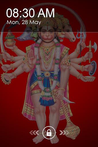 Bahubali Lock Screen