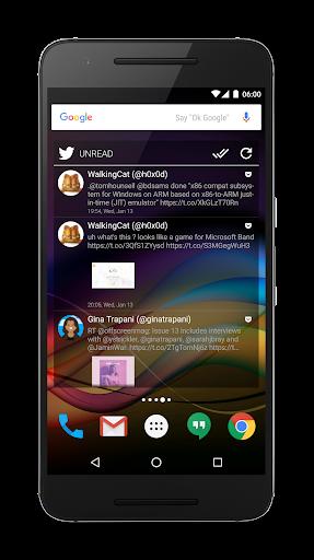 Chronus-Informations-Widgets screenshot 9