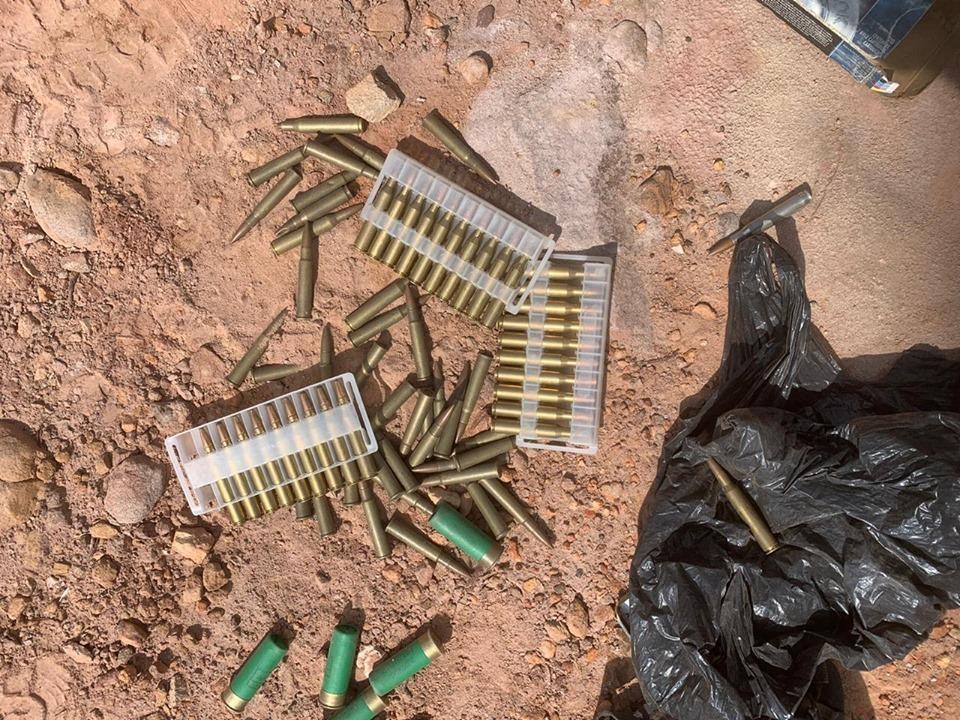 Polisie polisie in Krugersdorp is naby meer as 30 onwettige mynwerkers - SowetanLIVE