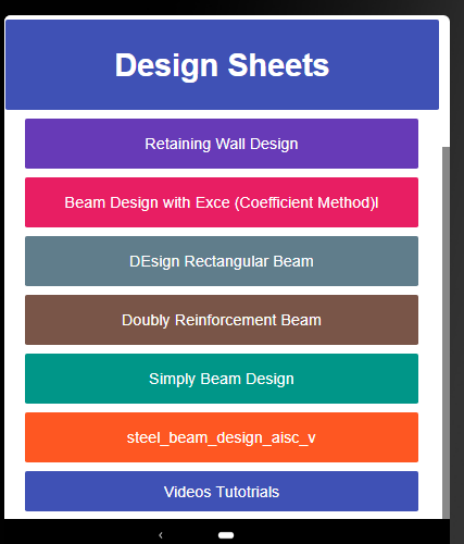 Civil Engineering Content screenshot 6