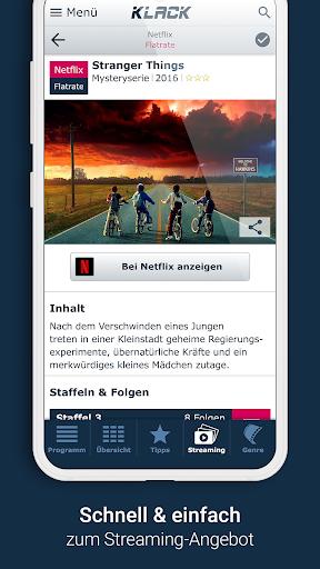 KLACK Fernseh- & TV-Programm 1.18.8 screenshots 6