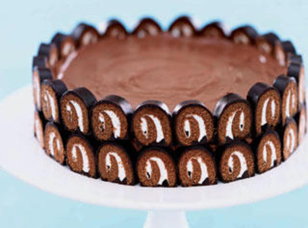 Swiss Roll Chocolate Mousse Recipe