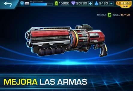 Evolution 2: Battle for Utopia. Shooter & Armas 3