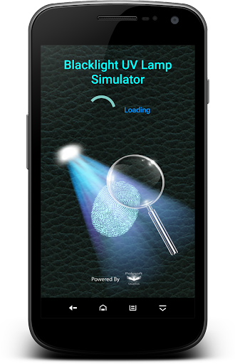 Blacklight UV Lamp Simulator  screenshots 2
