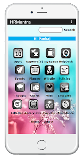 HRMantra HR Mobile App- screenshot thumbnail