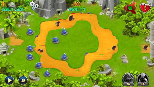 Defense Zone – Epic Battles 1.1.3 screenshots 1
