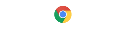 Google Chrome and Chromebook logo