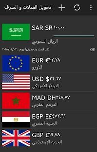 تحويل و أسعار العملات الدقيق - náhled